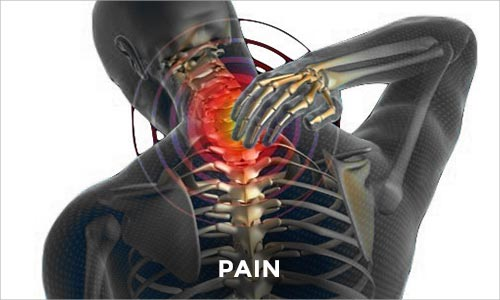 pain area focus